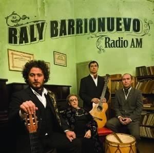 Imagem do álbum Radio AM do(a) artista Raly Barrionuevo