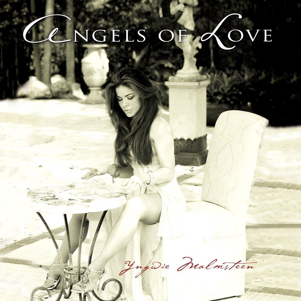 Imagem do álbum Angels of Love do(a) artista Yngwie Malmsteen