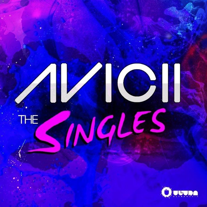 Imagem do álbum The Singles do(a) artista Avicii