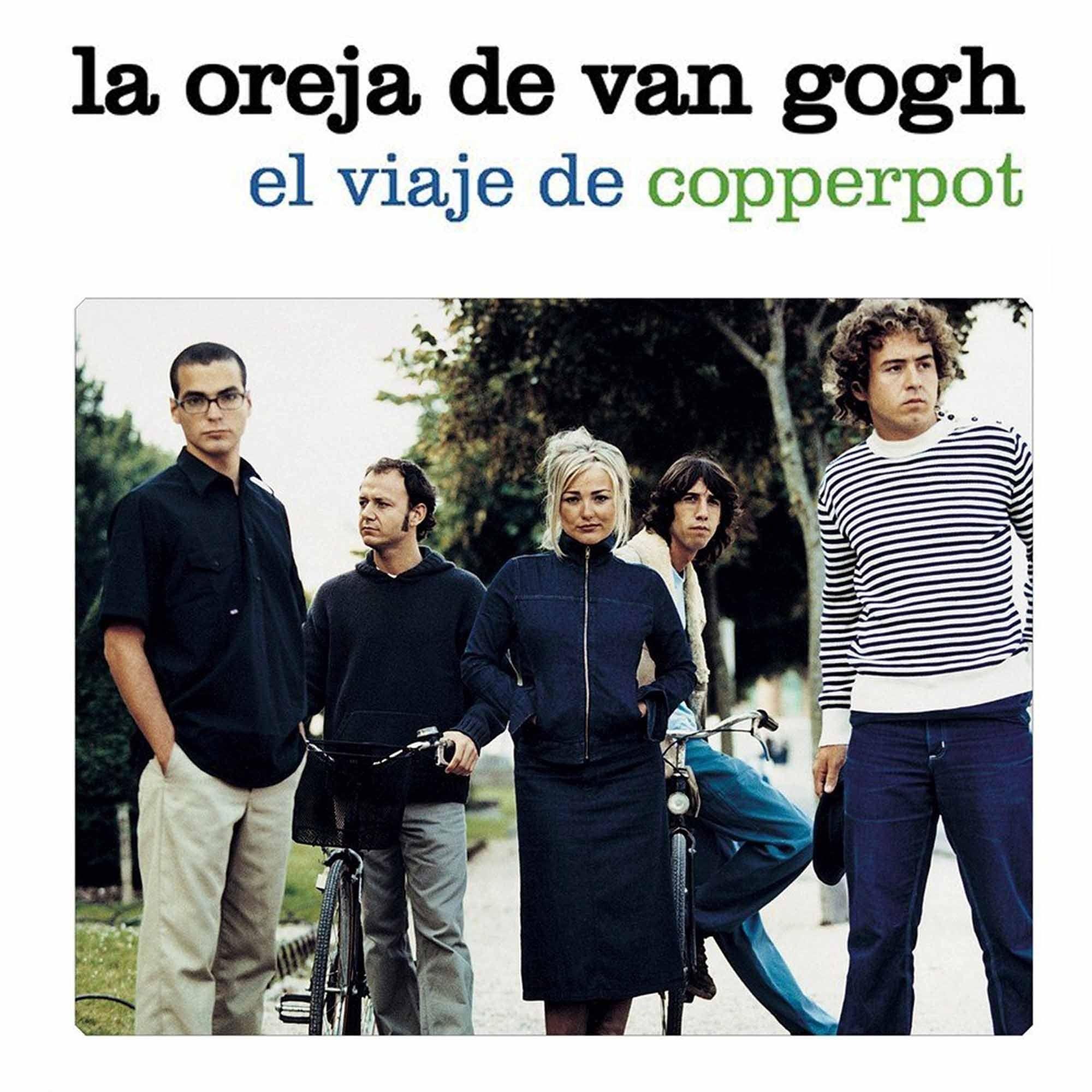 el viaje de copperpot 2000
