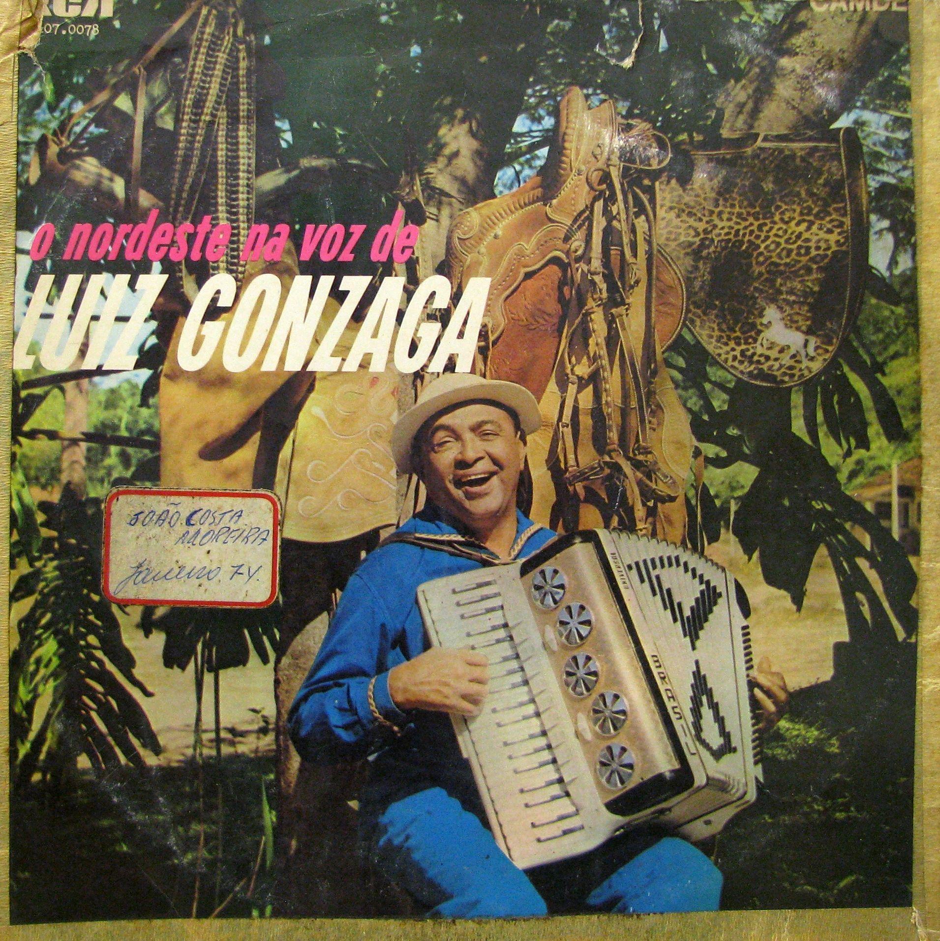 O Nordeste Na Voz de Luiz Gonzaga