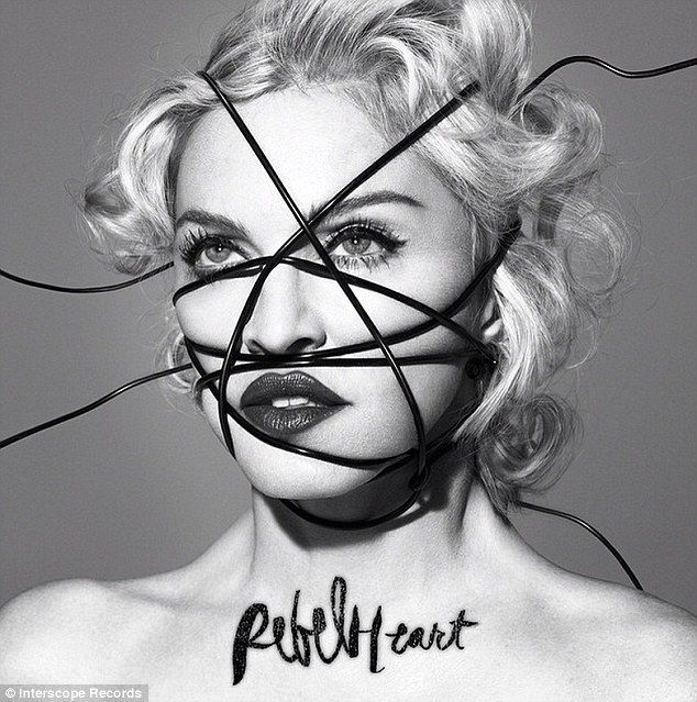 Imagem do álbum Rebel Heart do(a) artista Madonna