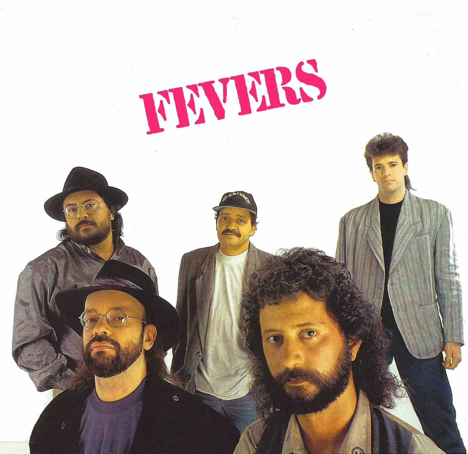 The Fevers – 1989