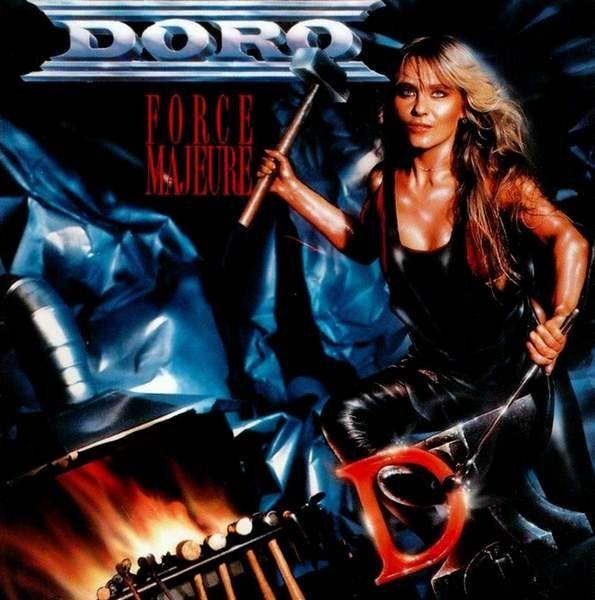 Doro albums  315061380300331