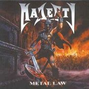 Metal Law  2 CDs + DVD}
