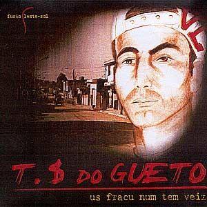 dvd de trilha sonora do gueto