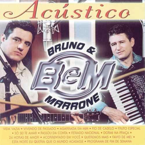 Bruno e Marrone - Acústico