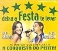 Deixa A Festa Te Levar - Zeca Pagodinho & Ivete Sangalo