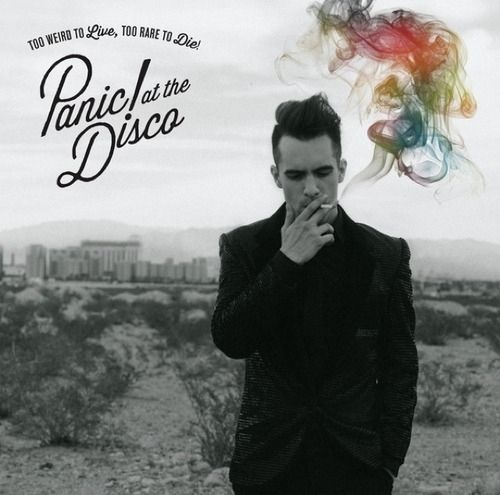 Imagem do álbum Too Weird to Live, Too Rare to Die! do(a) artista Panic! At The Disco
