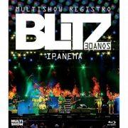 Multishow Registro - Blitz 30 Anos - Ipanema