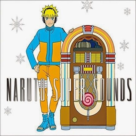Imagem do álbum Naruto Super Sounds do(a) artista Naruto Shippuuden