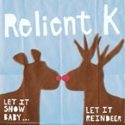 Let It Snow Baby... Let It Reindeer}