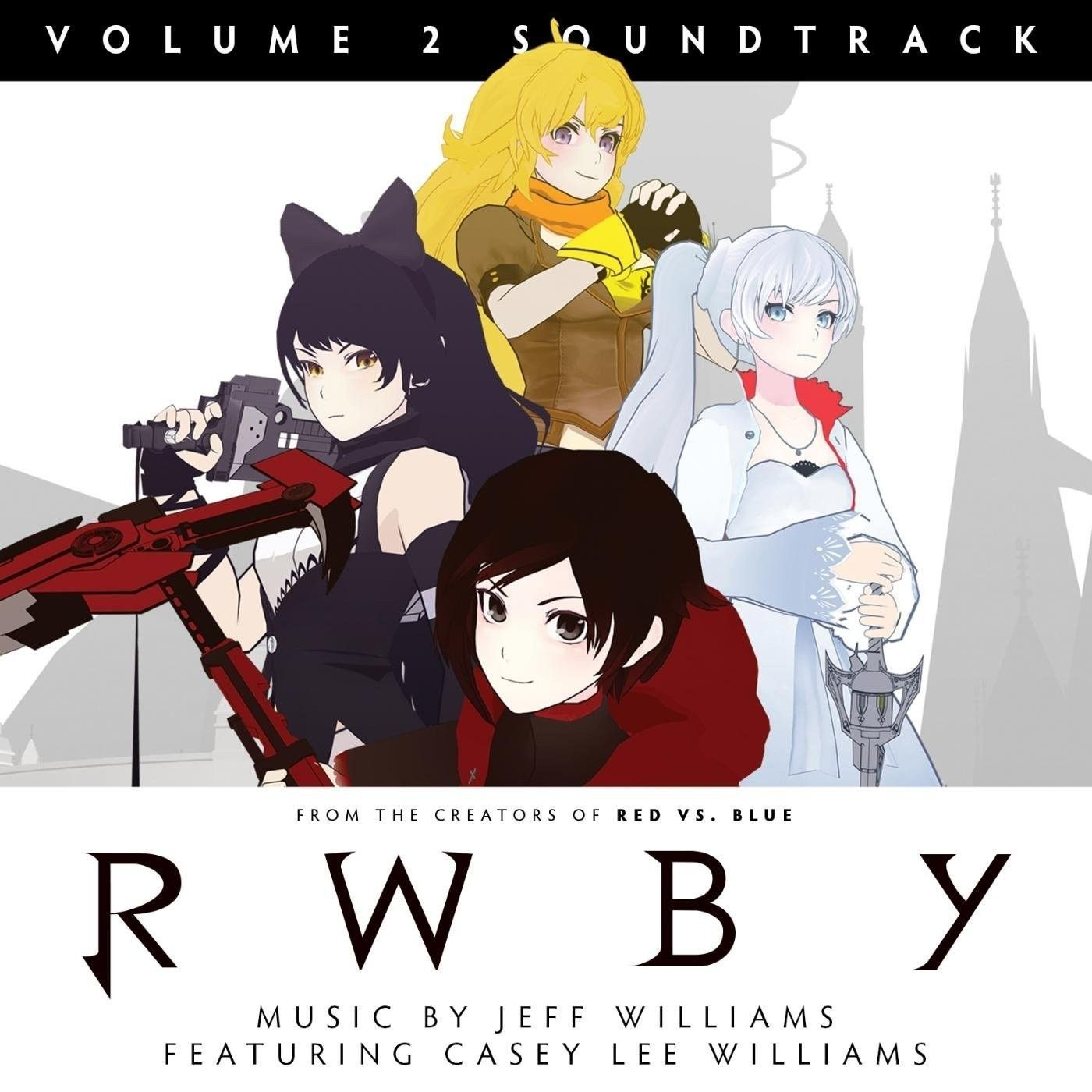 RWBY: Volume 2 Soundtrack
