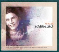 Série Retratos: Marina Lima}