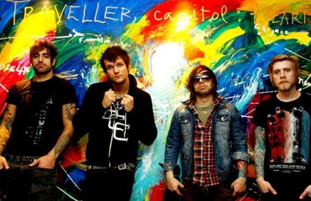 Crazy World - Boys Like Girls - LETRAS.MUS.BR