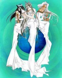 Ah! Megami-Sama (Oh! My Goddess)