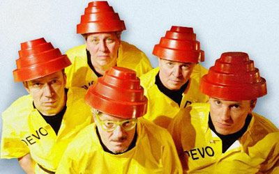 Devo penetration in the centerfold