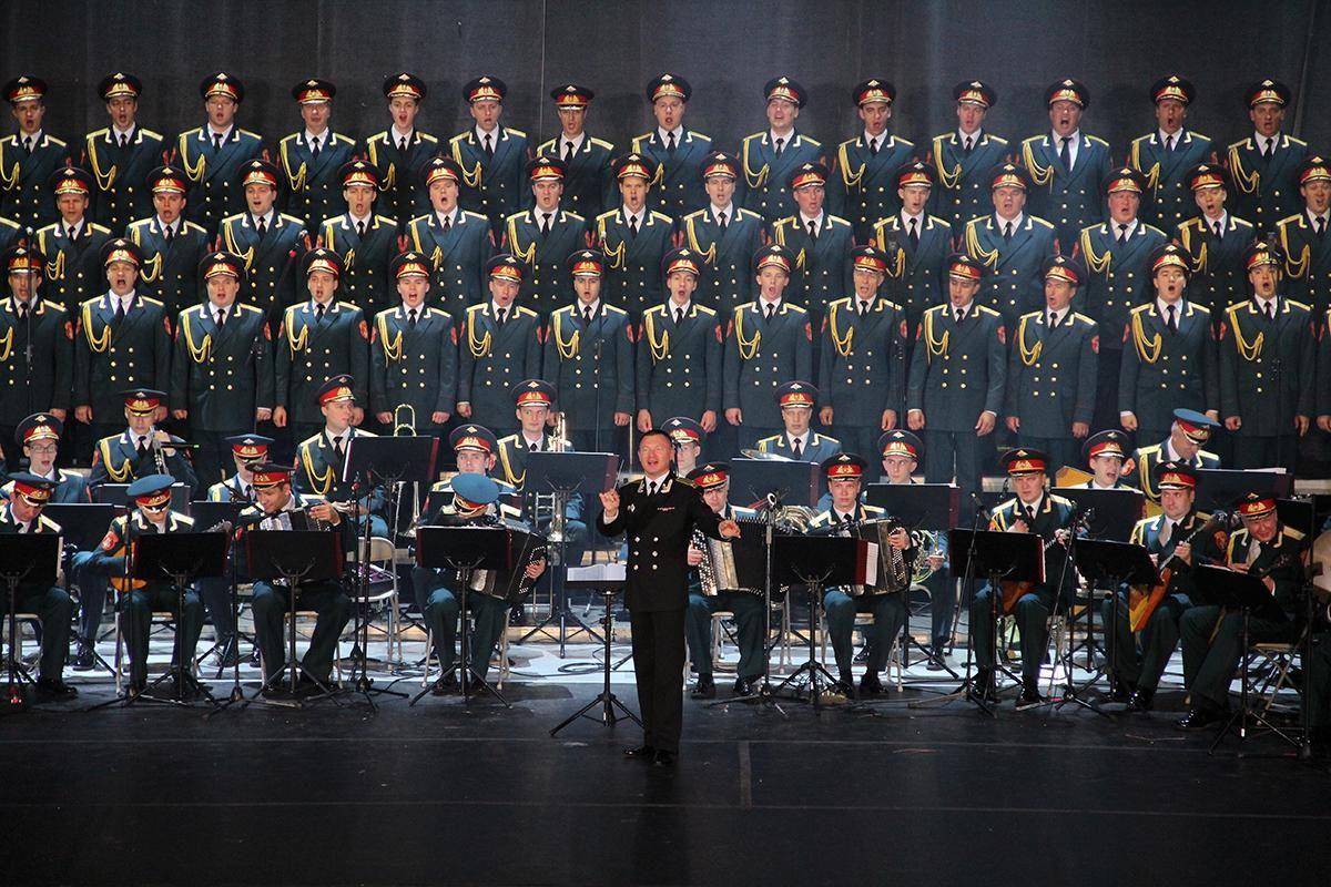 National Anthem Of The Soviet Union - Ensemble Alexandrov