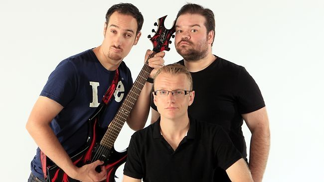 4 CHORDS - The Axis of Awesome - LETRAS.COM