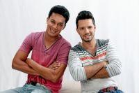 Marcus e Guilherme