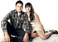 Luiz Neto e Chaianne