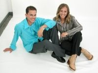 Claudio e Marlene