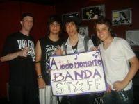 Banda staff