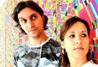 Estrela Leminski e Téo Ruiz