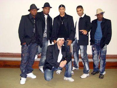 Sampa Crew - Minha Paz - Ouvir Música