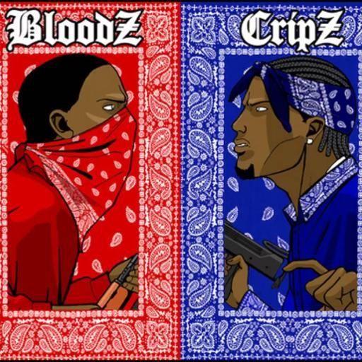 WISH YOU WERE HERE - Bloods and Crips - LETRAS COM
