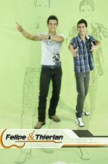 Felipe e Thierlan