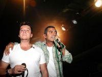 Claudio Neto e Daniel