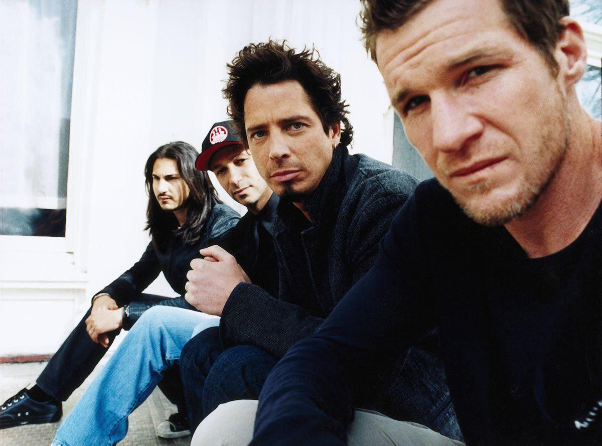 musica audioslave be yourself