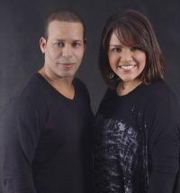 Marquinhos Menezes e Lilian