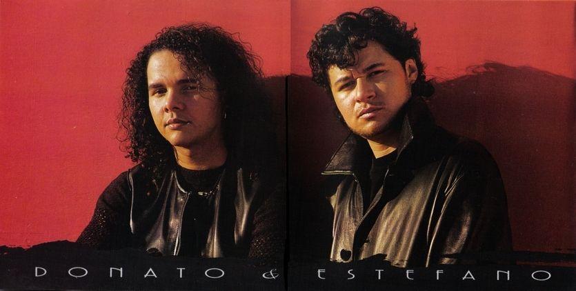 Donato & Estefano Y Bailo / Te Estoy Amando