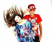 Milena Garcia e Mister Jhoy