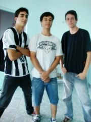 Rafael Marra,Daniel e Vinicius