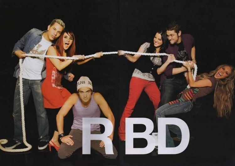 letras las canciones de rbd: