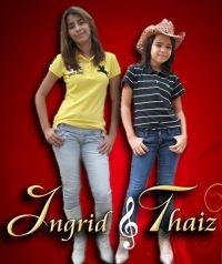 Ingrid e Thaiz