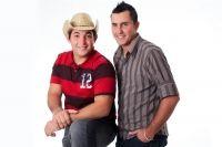 João Vicente e Gabriel