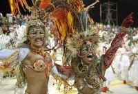 Samba Enredo 2013 - Do Feitiço das Cores, o Milagre da Maquiagem