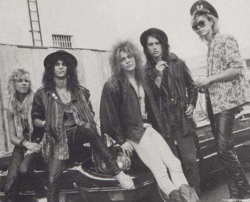 Guns N' Roses Fotos (159 Fotos)