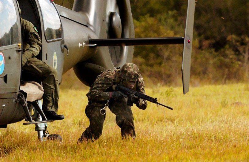 Exército Brasileiro Letras Mus Br