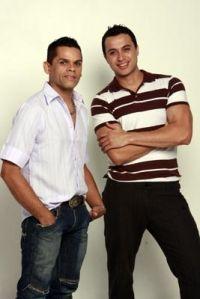 Roby e Rafael