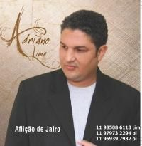 Cantor Adriano lima