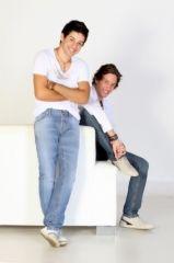 Luiz Guilherme e Gabriel
