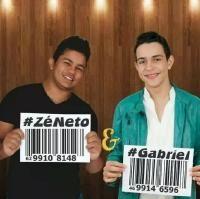 Zé Neto e Gabriel (Os Muleque Piranha)