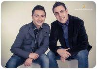 Máicon e Diego