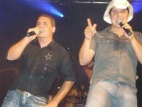 Leo Marcos e Fabricio