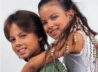 Rafaela e Maury